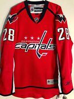 NHL Trikot Washington Capitals Alexander Semin 28 rot Premier Eishockey Jersey
