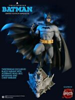 Batman - Batman Variant Super Powers Maquette-TWE904048-SIDESHOW COLLECTIBLES