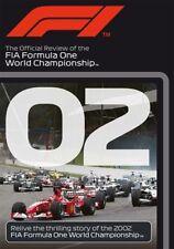 FORMULA ONE 2002 - F1 Season Review MICHAEL SCHUMACHER Grand Prix 1 Reg Free DVD