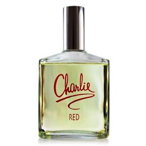 Revlon Charlie Red Eau de Toilette für Damen Spray EdT 100 ml