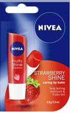 Nivea Strawberry Lip Care Balm 4.8g