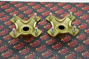 New 2 X Vito's Performance Rear Hubs Honda 400Ex 300Ex Trx450r 4X110mm 1987-2020