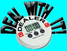 Brybelly Holdings Acp-0004 Db Timer Dealer Button