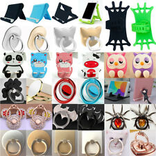 Universal Finger Grip Ring Holder 360° Rotating Stand For Mobile Phone Tablet