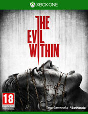 The Evil Within XBOX ONE IT IMPORT BETHESDA