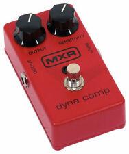 Pédales d'effets guitare électrique MXR pour guitare et basse
