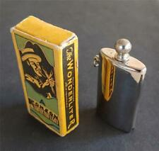 1913 Ronson WONDERLITER Nickel Plate - Striker Lighter - with Box - Never Used