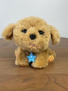 Little Live Pets Snuggles My Dream Puppy Dog Plush Motion Sound Interactive