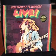 33 TOURS / LP ALBUM 7 TITRES--BOB AND THE WAILERS--LIVE IN LONDON 1975