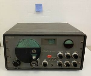 Hallicrafters Model SX-42 Communications Radio Receiver RARE