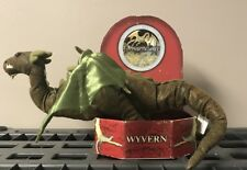 2006 Sababa Toys Dragonology Wyvern Plush Winged Dragon New In Box