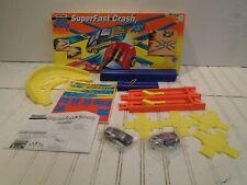 Matchbox Superfast Crash - No. 42722 Speed System
