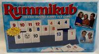 FACTORY SEALED!!! The Original Pressman Rummikub Fast Moving Rummy Tile Game