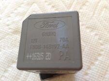 Ford F80B-14B192-AA 70A Relay G1UHQ 16315 20