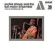 Archie Shepp - Live in Antibes, Vol.2 NEW SEALED CD Digipack, 2003