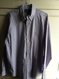 Ralph Lauren Business Shirt. Classic Fit.