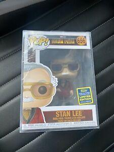 Stan Lee 656 SDCC Funko Pop