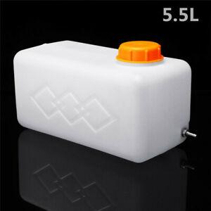 Plastic 5.5L Fuel Oil Gasoline Tank Car Truck Air Heater Diesel Accessories