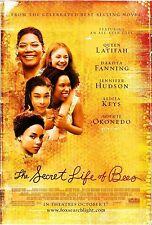 SECRET LIFE OF BEES - Movie Poster Flyer - 13.5x20 - QUEEN LATIFAH - J. HUDSON