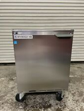 "1 Door 24"" Under Counter Refrigerator Nsf Cooler Beverage Air Ucr24Ahc #3949"