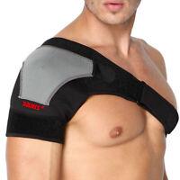 Shoulder Support Brace Strap Joint Sport Gym Compression Bandage Wrap Men Women