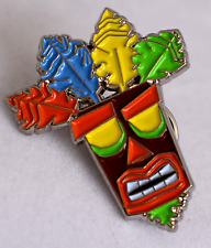 Aku Aku Pin - Crash Bandicot