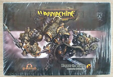 RARE OOP Warmachine Magnus the Traitor Battle Group Box Metal NEW