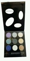Collection Bedazzled 9 Colour Glitter Eye Shadow Palette 6g Christm gift
