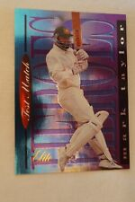 Cricket Collectable - Futera Elite - Test Match Heroes Series - Mark Taylor