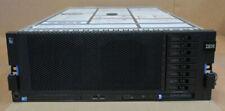 "IBM X3850 X5 4x 6-Core E7-4807 1.86GHz 128GB Ram 8x HDD 2.5"" Bay 7143-B1G Server"