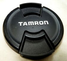Tamron 62mm Lens Front Cap  Snap on type made in Japan   Free Shipping USA
