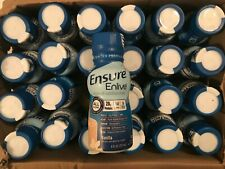 Ensure Enlive Nutritional Shake, Vanilla, 8 OZ Bottle, Abbott 64286 - Case of 24