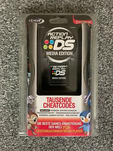Nintendo DS Action Replay - MEDIA EDITION Cheatmodul / Schummelmodul NEU !!