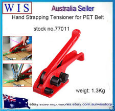 Manual PP PET Belt Strapping Tool,Strapping Tensioner Equipment,13-19mm Strap