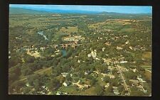Middlebury, Vermont, Middlebury College, Aerial View (MiddleburyVT45