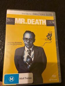 Mr. Death - The Rise & Fall of Fred A. Leuchter, Jr - Erroll Morris - DVD