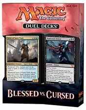Magic the Gathering (MTG) - Blessed vs Cursed Factory Sealed Duel Deck