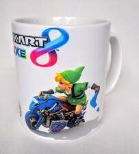 Mariokart 8 Deluxe Nintendo Switch temática Taza De Café Taza-juegos-Regalos