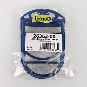Tetra Whisper Powerfilter Large Carbon Filter Carrier Fits EX30 EX45 EX70