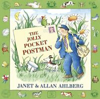 The Jolly Pocket Postman (The Jolly Postman) by Ahlberg, Janet, NEW Book, FREE &