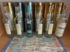 Leere Whisky Flaschen Glen Moray 1964 und weitere siehe Bilder .