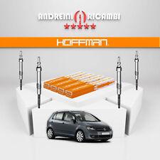 KIT 4 CANDELETTE VW GOLF PLUS 2.0 TDI 103KW 140CV 2008 -> GE115