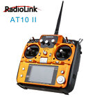 RadioLink AT10 II 2.4Ghz 12CH RC Remote Control &R12DS Receiver PRM-01 for Drone