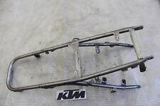 KTM 620 LC4 Rahmen Heckrahmen Heck Rear Frame #R7020