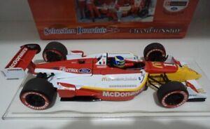 Sebastien Bourdais Lola B02/00 Champ car 2005 1/18 Rare Action No Spark Ford