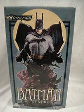 DC DIRECT DYNAMICS: BATMAN STATUE #102/2500 MIB!! JLA DARK KNIGHT Rises Figure