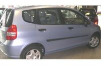 Moulding Side Protector Door Protection for Honda Jazz II Hatchback 2002-2008