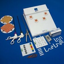 Laparoscopic Simulator Complete kit for Surgical Practice Medical student doctor