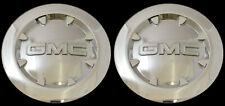 Pair of Two (2) 2012 GMC Sierra 1500 Denali Chrome Center Caps Hubcaps 5304