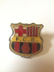 FC Barcelona Football Soccer Barça lapel hat pin back